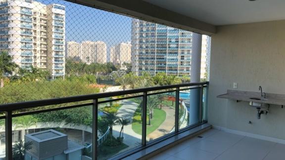 Condomínio Santa Mônica Jardins Condominium Club Apartamento 4 quartos Barra da Tijuca Q4APL6507