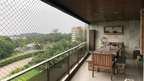 Condomínio Park Palace Apartamento 3 quartos Barra da Tijuca Q3APL6624