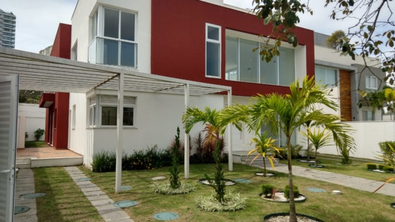 Condomínio Disegno Casas Boutique Casa 4 quartos Barra da Tijuca Q4CSP6633