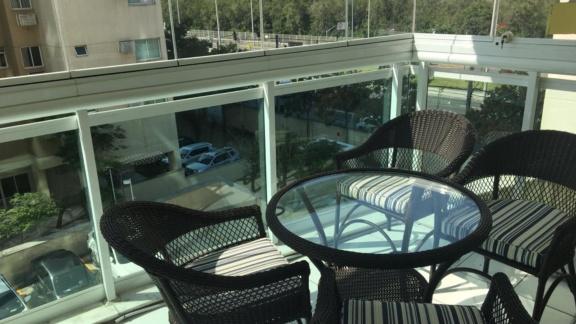 Condomínio Barra Sunday Apartamento 2 quartos Recreio dos Bandeirantes Q2APP6638