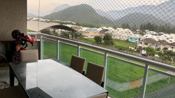 Condomínio Ventanas Apartamento 4 quartos Barra da Tijuca Q4APP6253