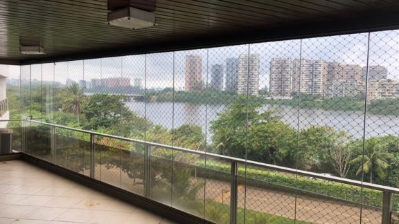Condomínio Park Palace Apartamento 3 quartos Barra da Tijuca Q3APP6642