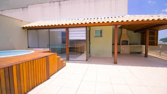 Condomínio Vitality Spa Cobertura 2 quartos Barra da Tijuca Q2CBP6714