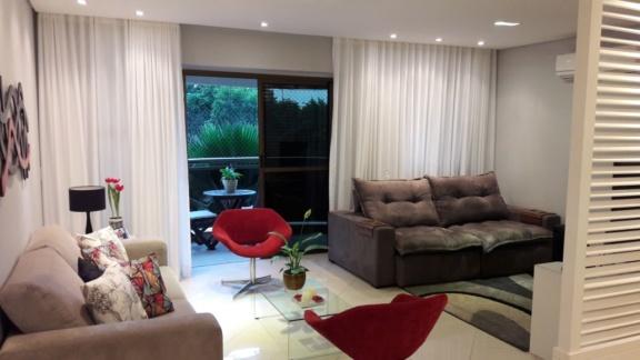 Condomínio Mundo Novo Apartamento 3 quartos Barra da Tijuca Q3APA0655