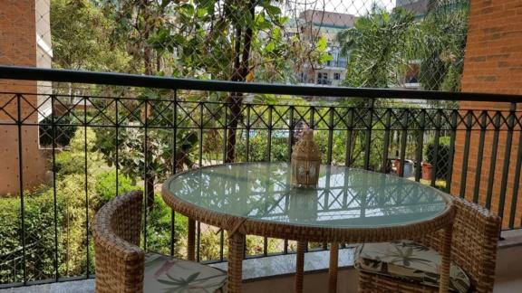 Condomínio Jardim Europa Apartamento 3 quartos Campo Grande Q3APL6679