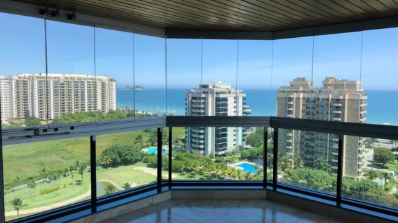 Condomínio Golden Green Apartamento 4 quartos Barra da Tijuca Q0APP6703
