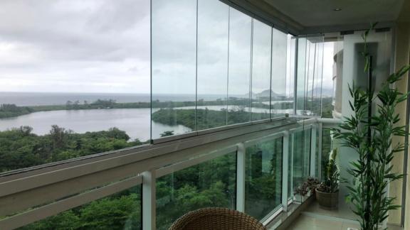 Condomínio Pedra de Itaúna Apartamento 3 quartos Barra da Tijuca Q3APL6722