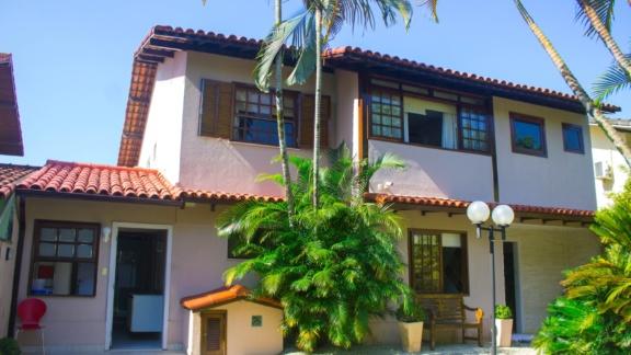 Condomínio Santa Mônica Casa 4 quartos Barra da Tijuca Q4CSP6694