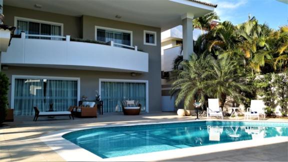 Condomínio Santa Mônica Jardins Casa 5 quartos Barra da Tijuca Q5CSP6683