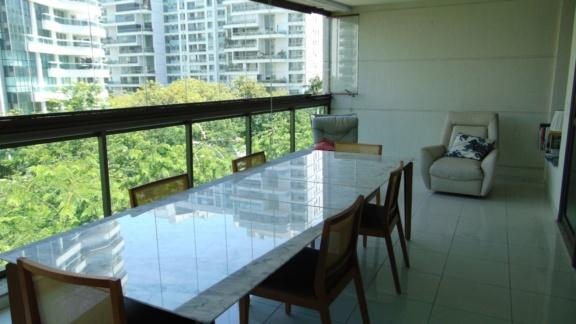 Condomínio Península Apartamento 4 quartos Barra da Tijuca Q4APL6781