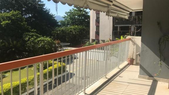 Condomínio Santa Mônica Apartamento 4 quartos Barra da Tijuca Q4APL6768