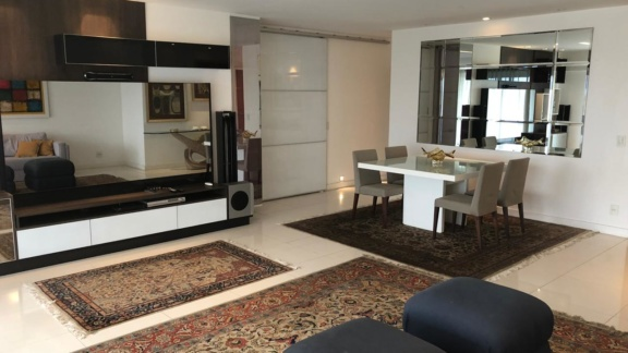 Condomínio Santa Mônica Jardins Apartamento 4 quartos Barra da Tijuca Q4APL6824