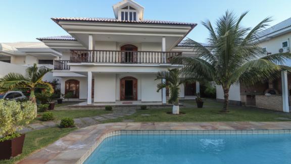 Condomínio Mansões Casa 5 quartos Barra da Tijuca Q5CSL6887